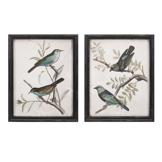 Jardin Bird Wall Decor - Premier Home & Gifts