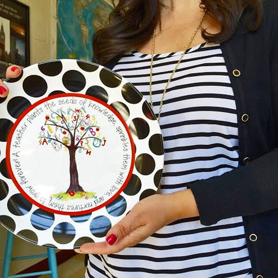 Teacher Commemorative Plate | Premier Home & Gifts