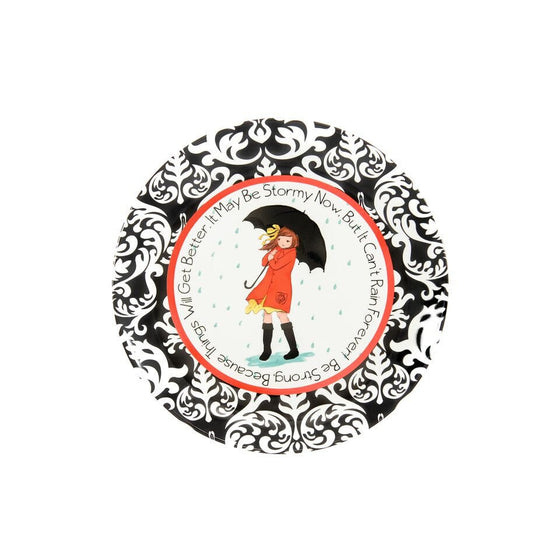 Weather the Storm Commemorative Plate - Premier Home & Gifts