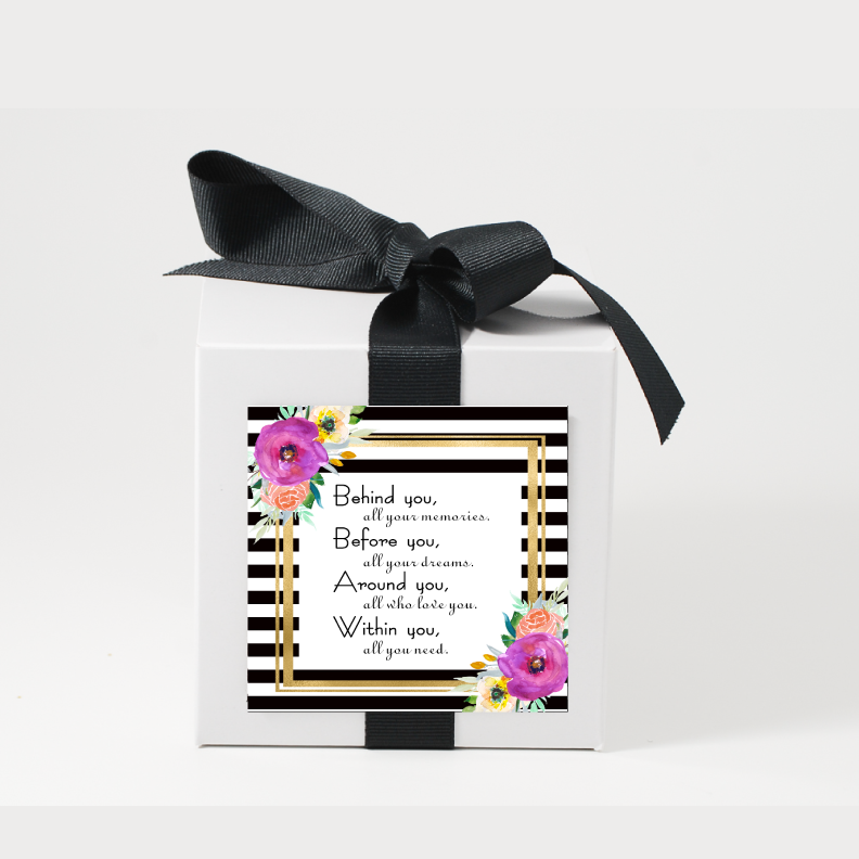 Abella All You Need Inspirational Personalized Candle - Premier Home & Gifts