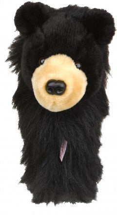 Black Bear Golf Head Cover