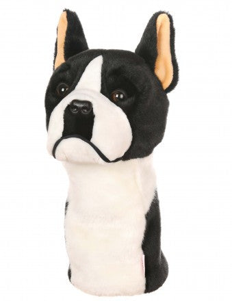 Boston Terrier Golf Head Cover