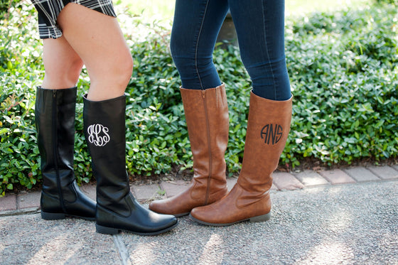 Brooklyn Boots - Black | Premier Home & Gifts