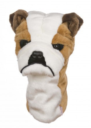 Bulldog Golf Head Cover