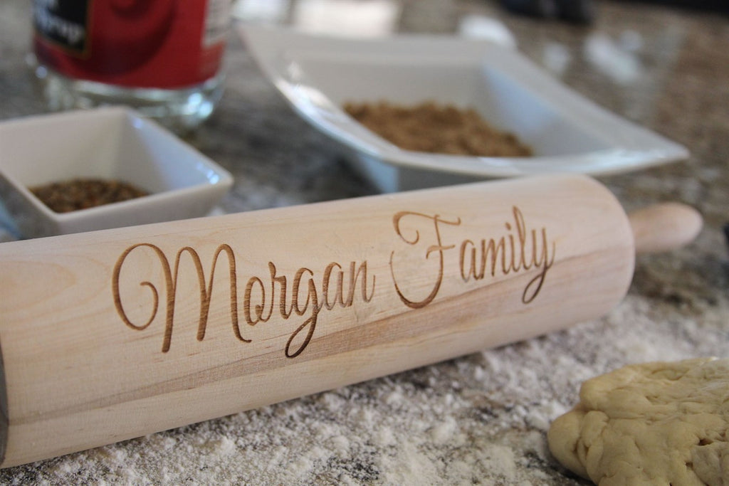 Just For You Personalized Rolling Pin