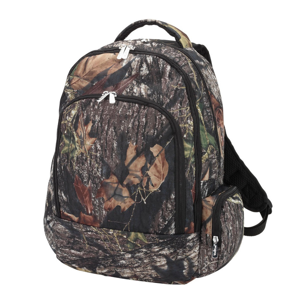 Camo Woods Personalized Backpack - Premier Home & Gifts