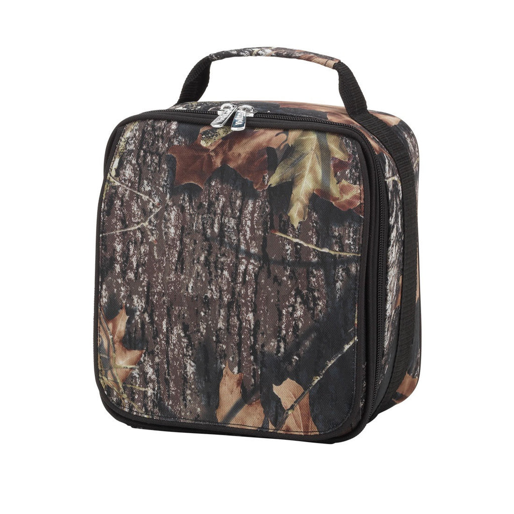 Camo Woods Personalized Lunch Bag - Premier Home & Gifts