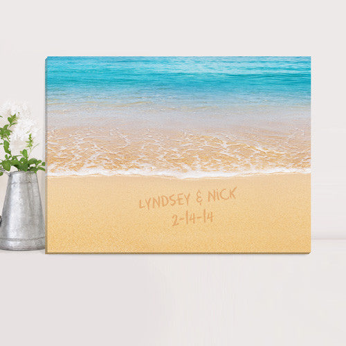 Caribbean Sea Print ~ Personalized