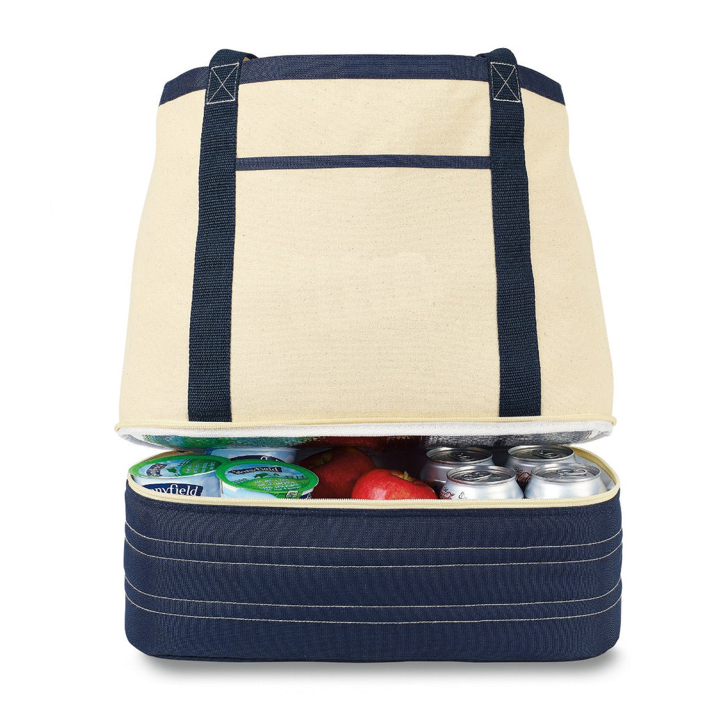 Coastal Insulated Cooler and Tote Bag - Premier Home & Gifts