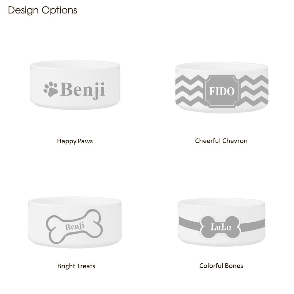 Dog Bowl Designs