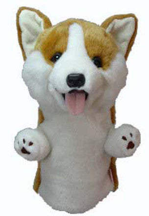 Corgi Golf Head Cover