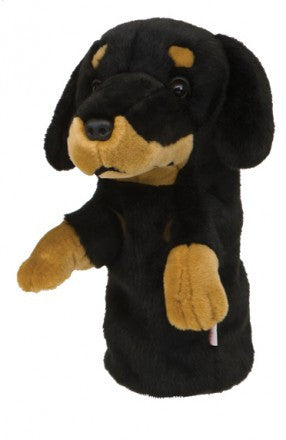 Dachshund Golf Head Cover