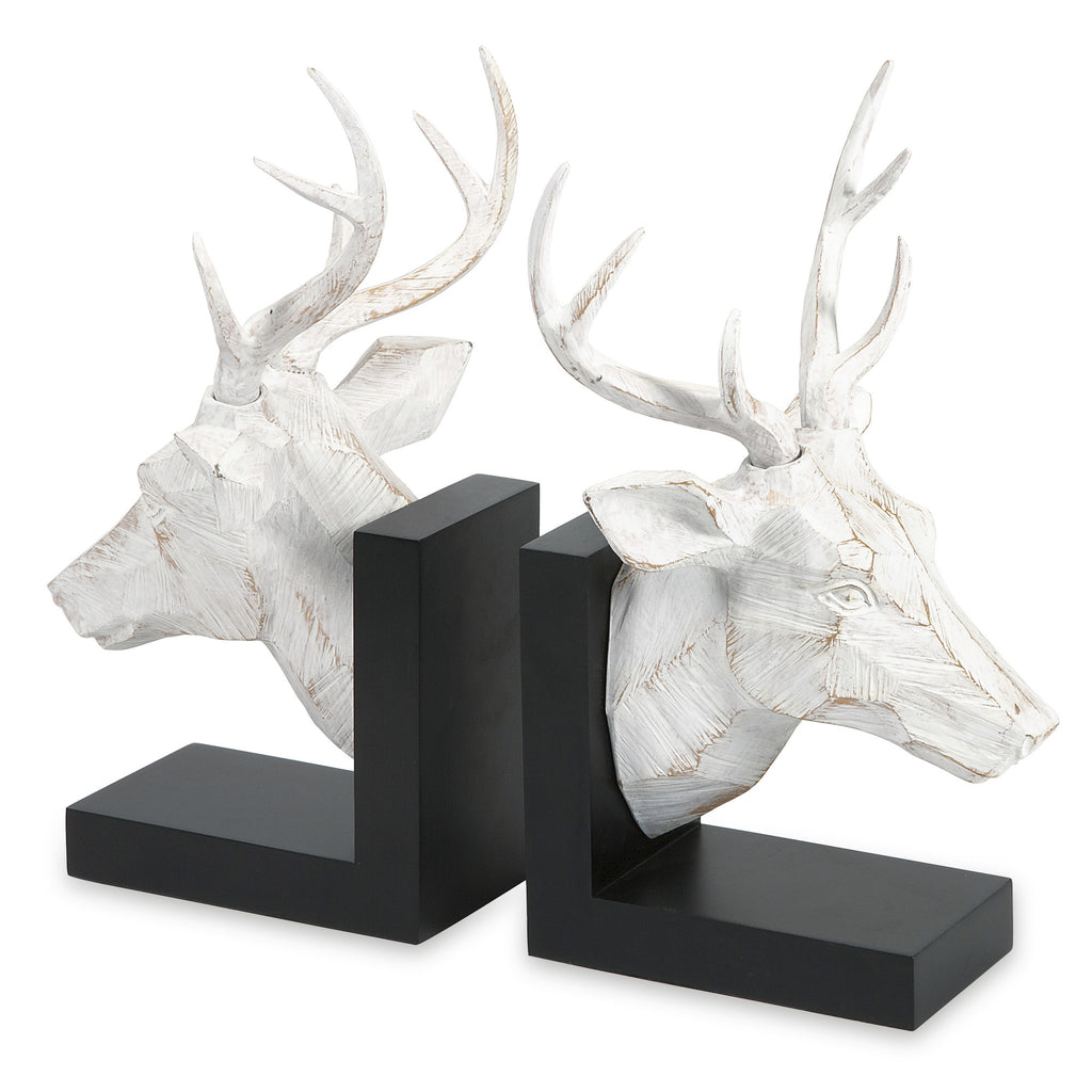 Deer Book Ends