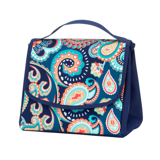 Emerson Paisley Personalized Lunch Bag - Premier Home & Gifts