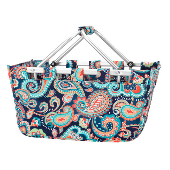 Dorm Carry All Tote - Emerson Paisley | Premier Home & Gifts