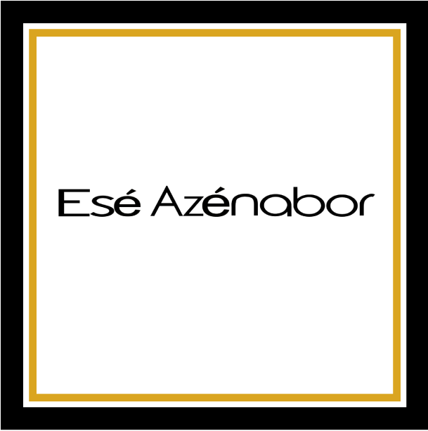 Ese Azenabor - Custom Personalized Candle
