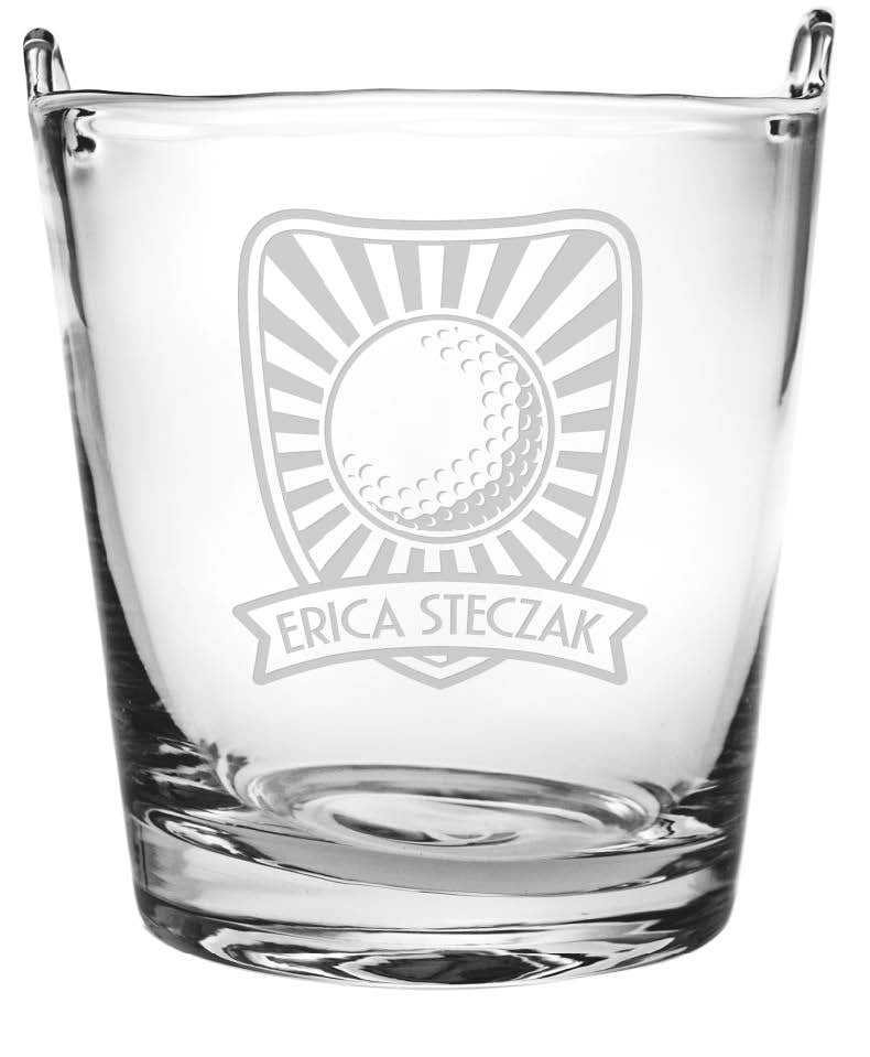 Golf Ice Bucket - Personalized