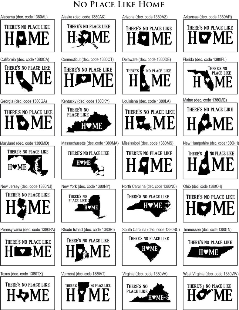 No Place Like Home State Images