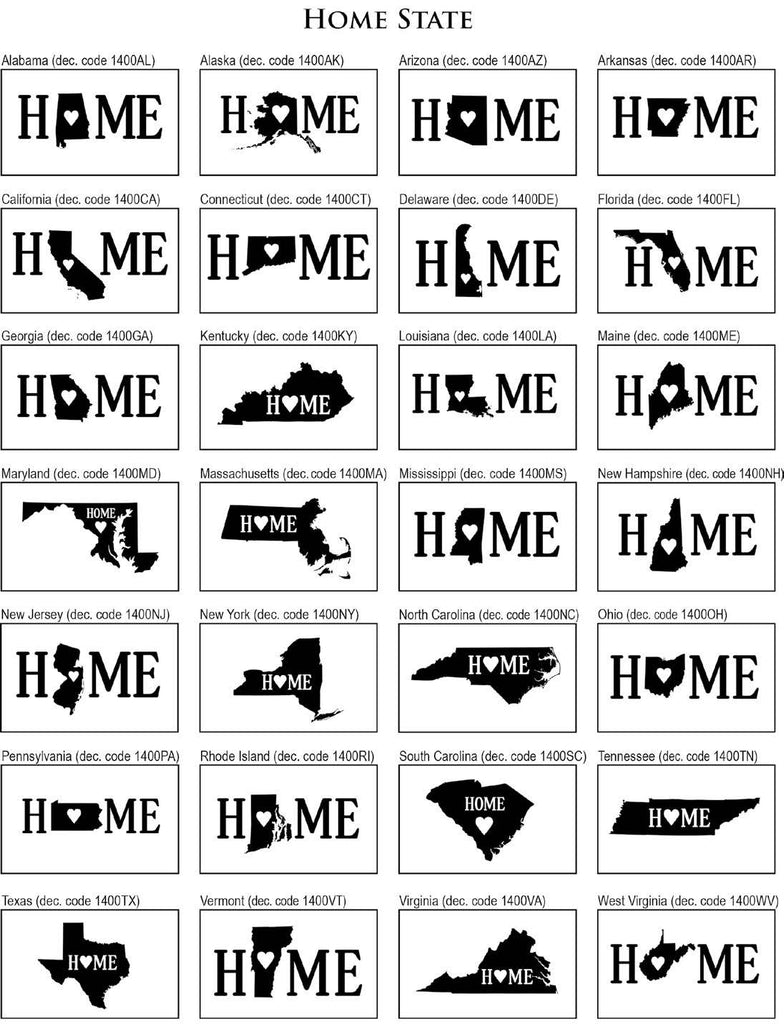 Home States