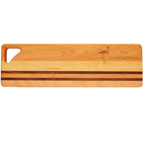 Flamingo Long Serving Board