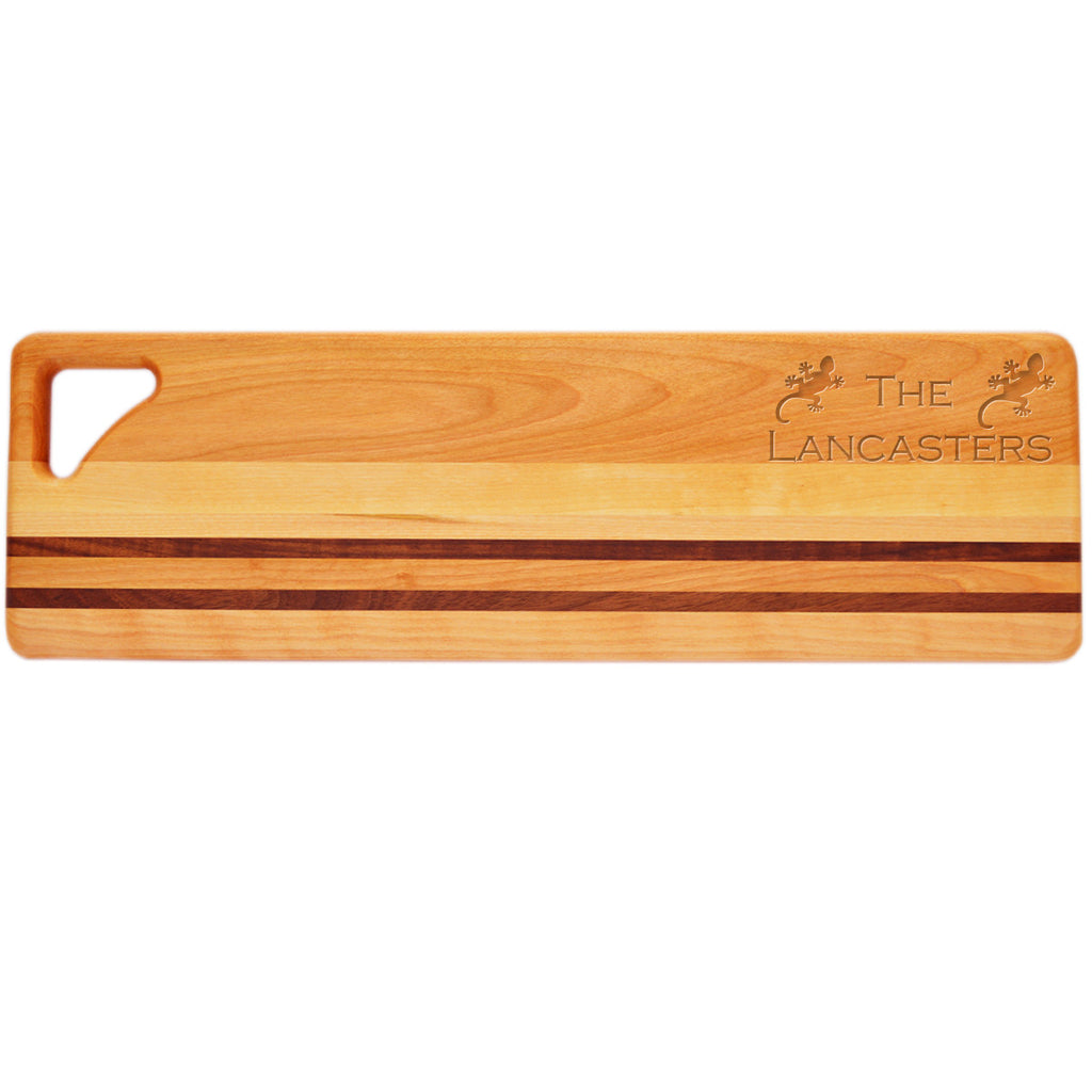 Gecko Long Serving Board