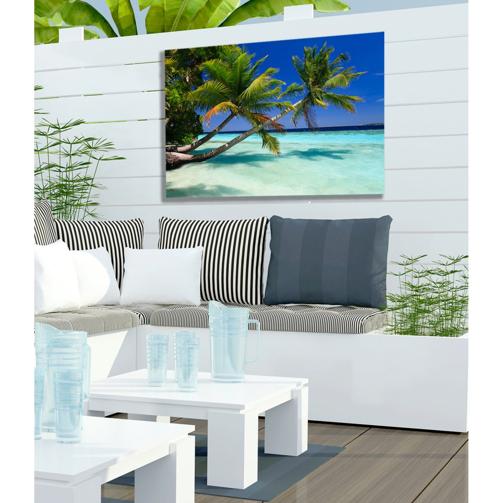 Palms Outdoor Canvas Art - Premier Home & Gifts