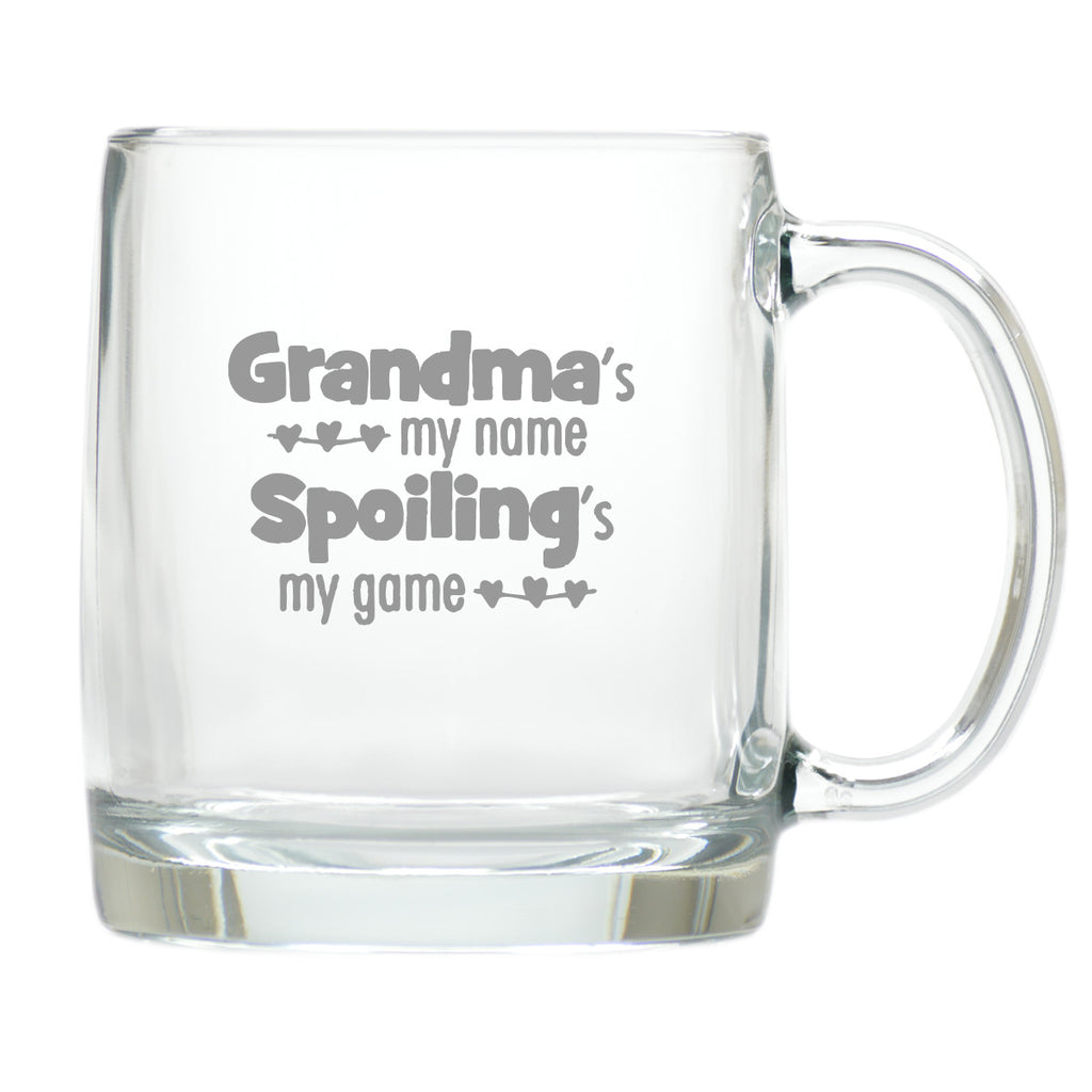 Grandma's My Name Coffee Mug - Premier Home & Gifts