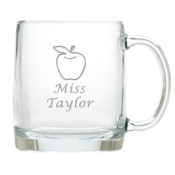 Apple Coffee Mug - Personalized | Premier Home & Gifts