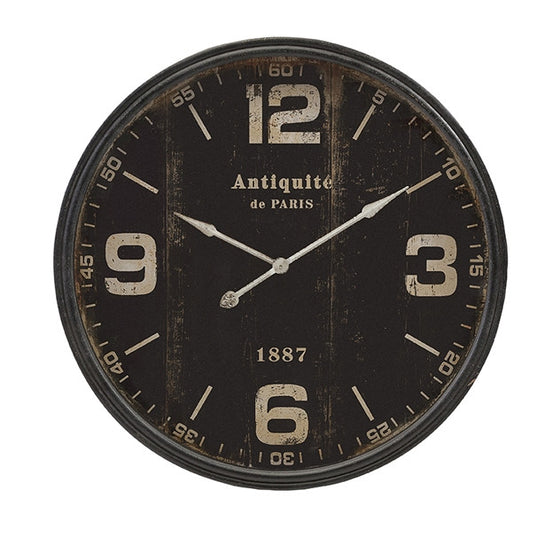 Antiquite de Paris Wall Clock