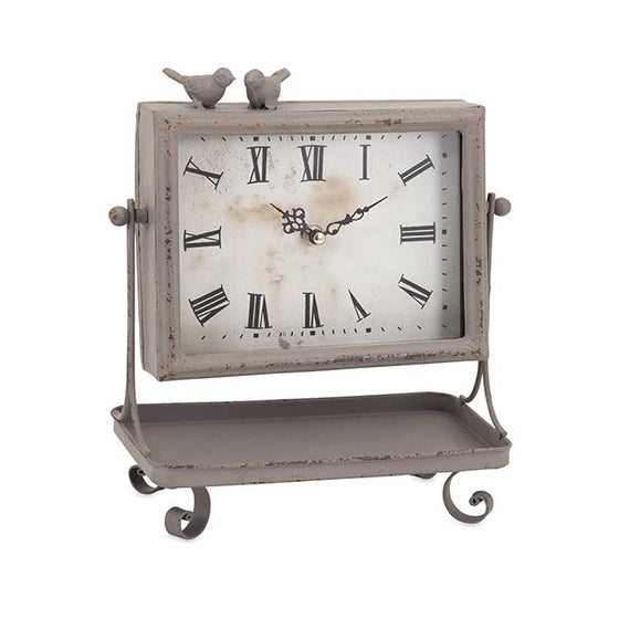 Finch Table Clock
