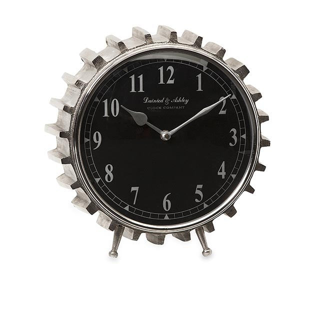 Gears Table Clock