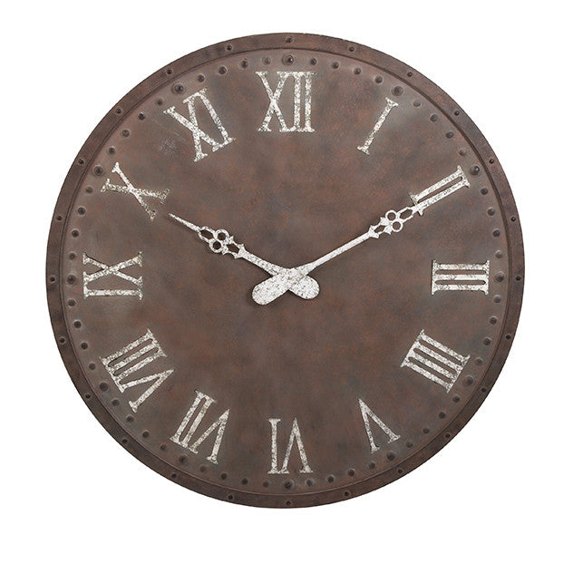 Carlisle Oversized Wall Clock