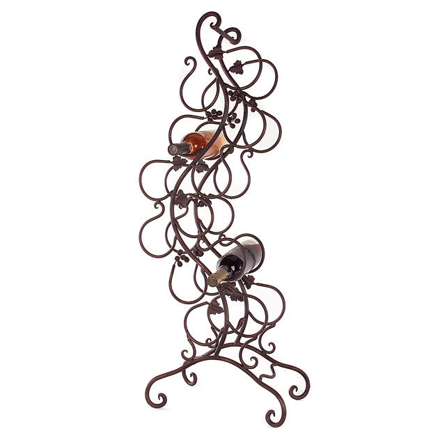Scroll Wine Rack