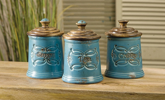 Provincial Canisters