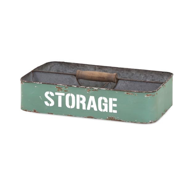 Vintage Storage Caddy