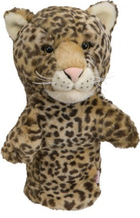 Leopard Golf Head Cover