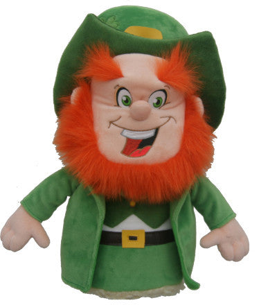 Leprechaun Golf Head Cover