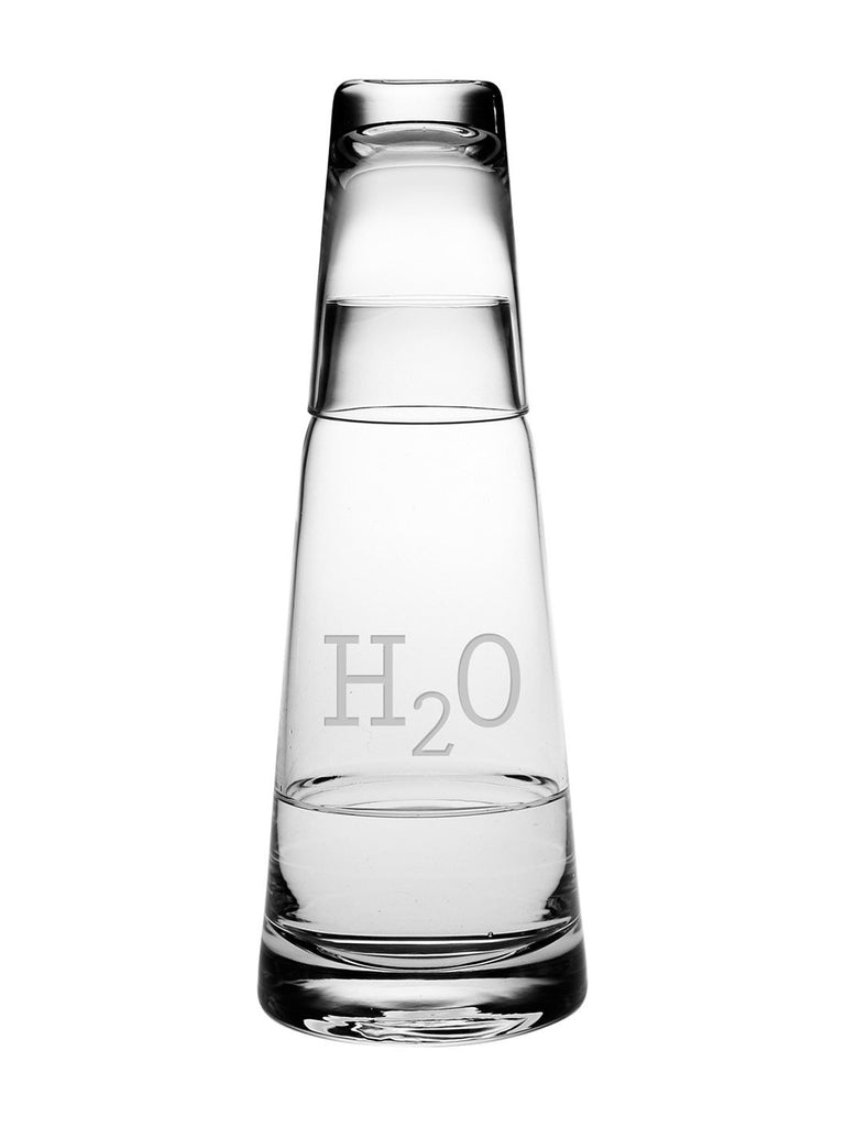 H20 Cone Bottle Carafe Set