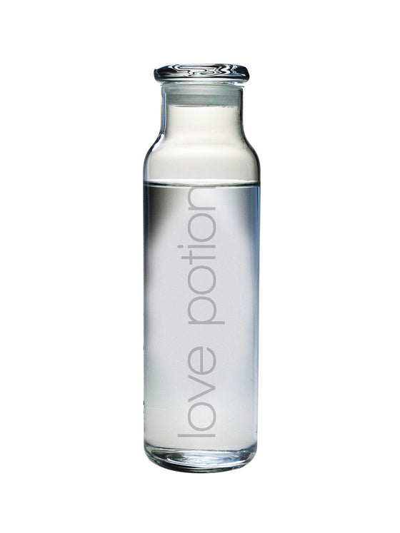 Love Potion Water Bottle with Lid