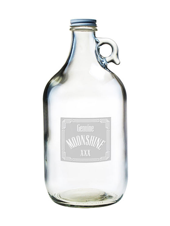 Moonshine Growler with Lid
