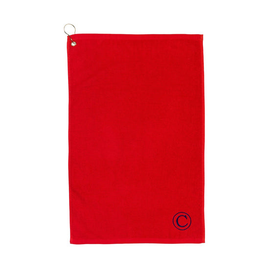Golf Towel Personalized - Red | Premier Home & Gifts