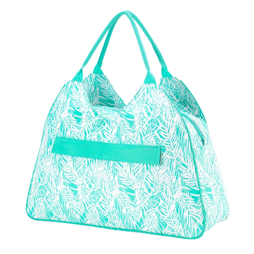 Poolside Palm Beach Bag - Monogrammed Gifts
