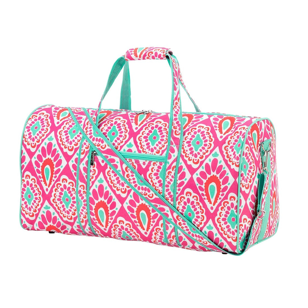 Beachy Keen Duffel Bag - Monogrammed Gifts - Gifts for Girls