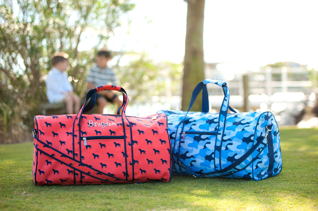 Doggone Duffel Bag - Kids Tote Bags - Gifts for Kids