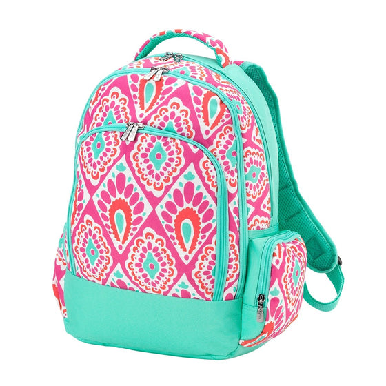 Beachy Keen Backpack - Monogrammed Gifts for Girls