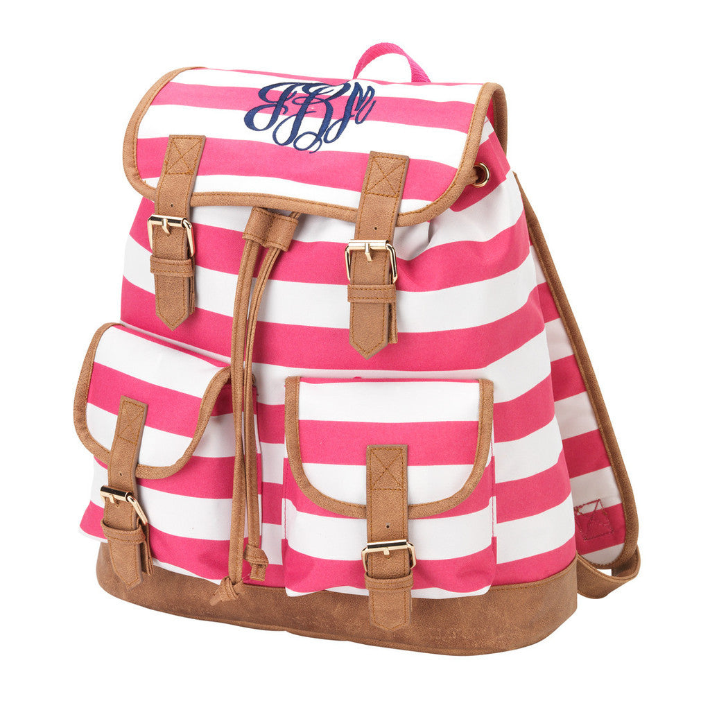 Nantucket Backpack - Pink