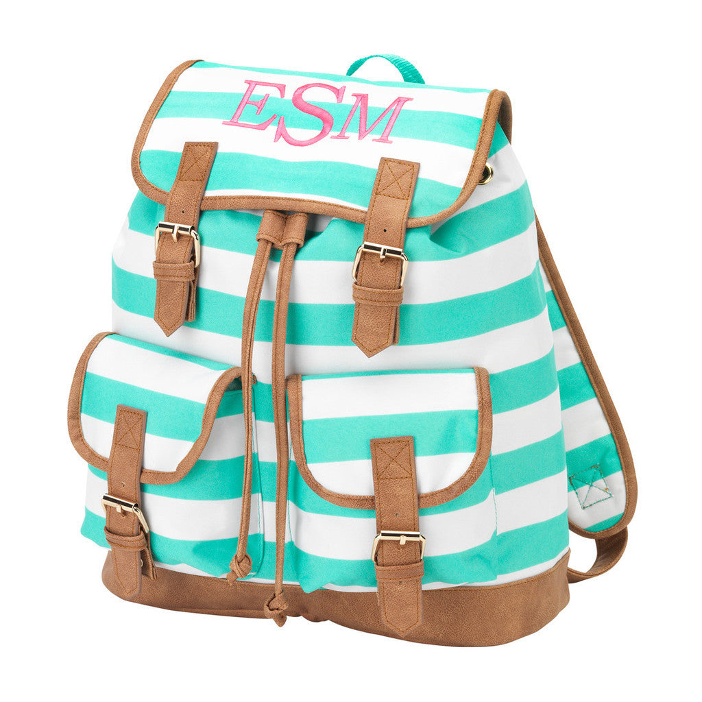 Nantucket Backpack - Mint
