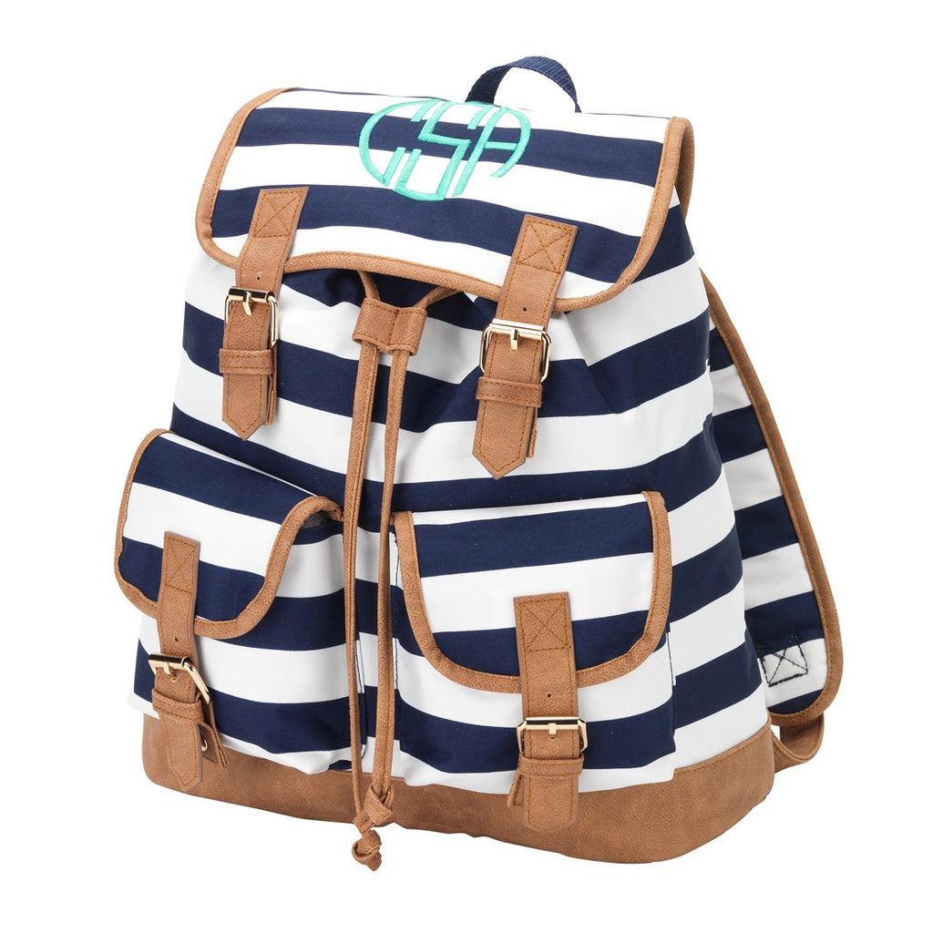 Nantucket Backpack - Navy
