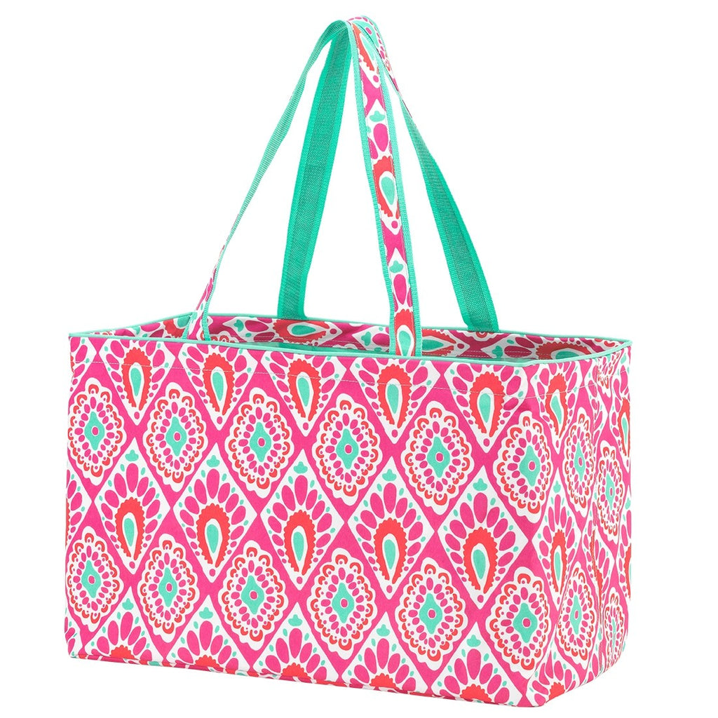 Beachy Keen Ultimate Tote Bag - Monogrammed Gifts for Girls