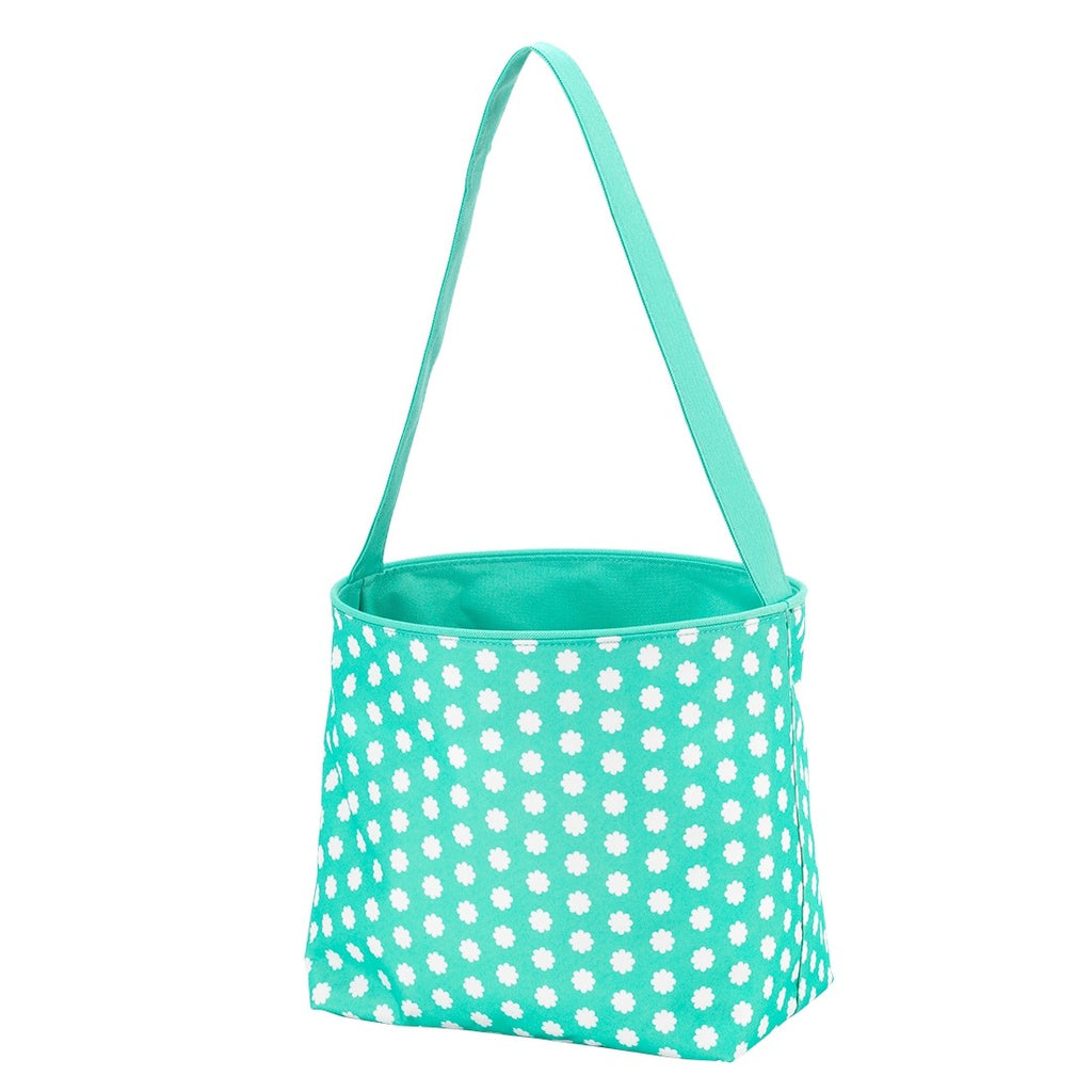 Petite Flowers Easter Bucket - Easter Bags - Easter Totes